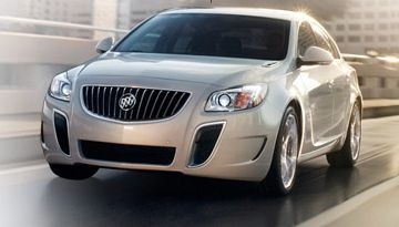 <p>2012 Buick Regal GS</p>