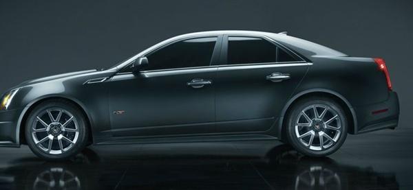 <p>2011 CTS-V sedan</p>