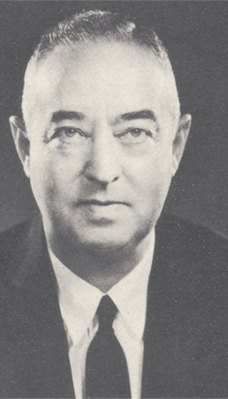 <p>Jacobs during his tenure as president of Hertz.</p>