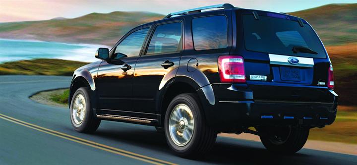 2011 Ford Escape & Ford Motor Company - Automotive Fleet markmcfarlin.com