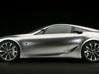 Lexus LF-A to go into Production