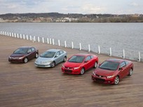 2012 Honda Civic Lineup Features More Fuel Efficiency & Technology