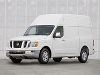 Pricing Announced for 2012 Nissan NV