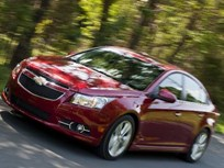 GM Launches 2011 Chevrolet Cruze
