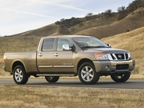 Nissan Previews 2008 Titan Long Wheelbase