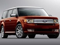 All-New Ford Flex Poised to Deliver a Quiet Ride