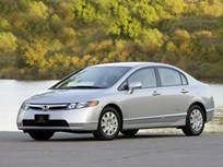 Natural Gas-Powered 2006 Civic GX Now on Sale