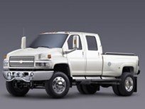 Chevrolet Kodiak C4500 by MTE Makes its Debut at Detroit Auto Show