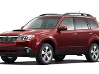 Subaru Forester Earns Top Safety Pick Award
