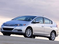 2010 Honda Insight EX Earns IIHS Top Safety Pick Award