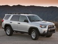 2010 Toyota 4Runner Earns Highest Frontal Crash Test Rating from IIHS