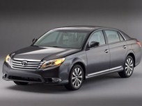 Pricing Announced for Redesigned 2011 Avalon Sedan