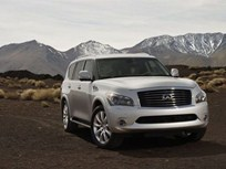 2011 Infiniti QX56: Priced