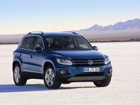2012 Volkswagen Tiguan Offers Improved Fuel Economy