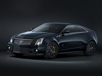 Cadillac Launches CTS-V Black Diamond Edition