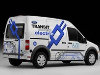 Ford to Display Version of Transit Connect Electric in Geneva