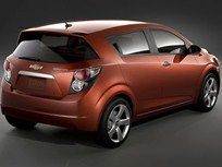 Chevrolet Aveo Renamed 'Sonic' for North America