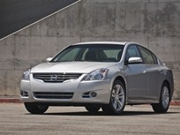 Nissan Sets Retail Pricing for 2012 Altima Sedan