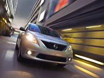 Nissan Sets Retail Pricing for 2012-MY Versa Sedan