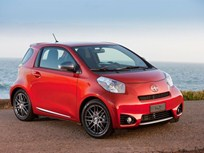 Toyota Unveils 2012-MY Scion iQ, Plans to Offer Fleet-Only EV Version