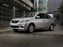 Nissan Unveils 2012 Versa Sedan at NY Auto Show
