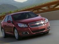 Chevrolet Debuts 2013 Malibu