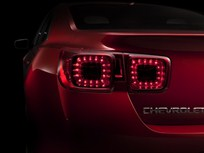 All-New 2013 Chevrolet Malibu Set for Global Premiere