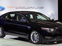 Ford Introduces 2013 Taurus at NY Auto Show