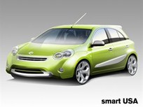 smart USA Plans to Launch Five-Door, Nissan-based Model