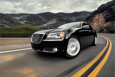 2012 model-year Chrysler 300