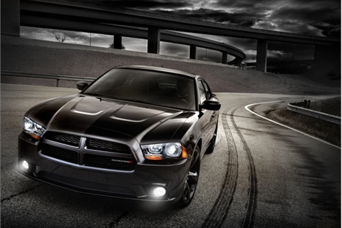 2012 model-year Dodge Charger