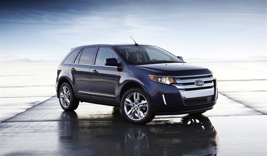 The 2012-MY Ford Edge.