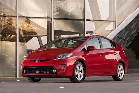 The 2012-MY Prius.