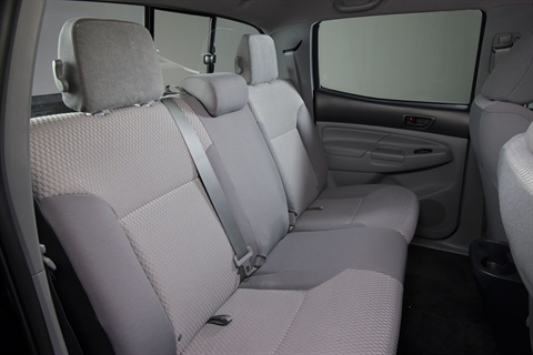 toyota s 2012 my tacoma features redesigned exterior and. Black Bedroom Furniture Sets. Home Design Ideas