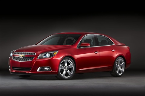 The 2013 Chevrolet Malibu will be a major launch for GM and the Fleet and Commercial Operations division, according to Haag.