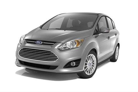 The 2013 Ford C-MAX Hybrid.