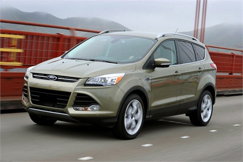 The 2013 model-year Escape.