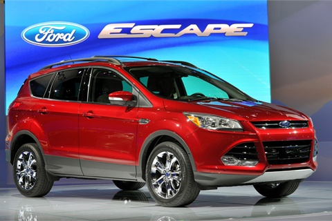 M 2013 Ford Escape
