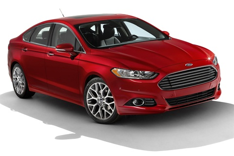 Ford is offering Auto Start-Stop technology on the 2013-MY Fusion.