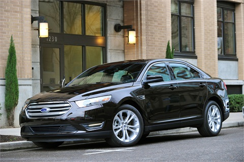 The 2013-MY Ford Taurus.