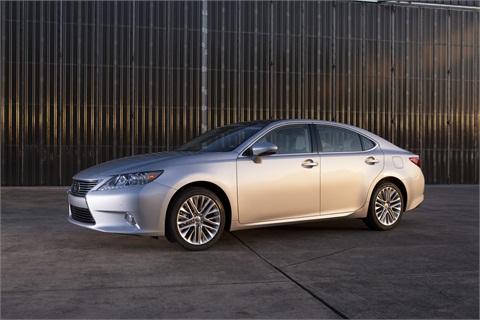 2013-MY Lexus ES 350