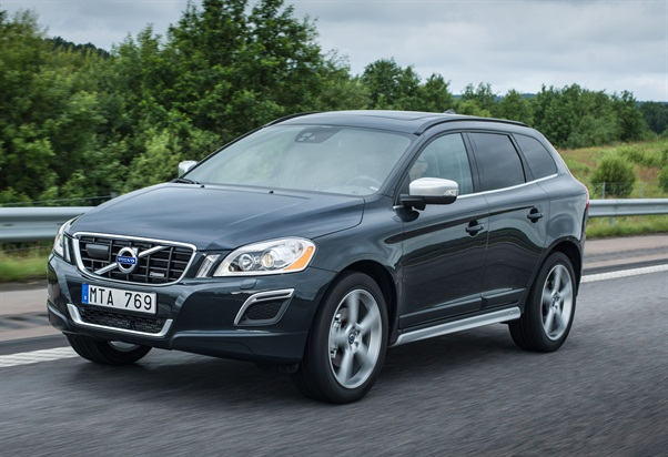 The 2013-MY XC60, one of the models available with this feature.