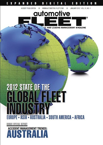 Automotive Fleet Global Fleet Market Trends
