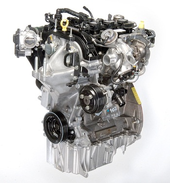 Ford plans to use its new 1.0L three-cylinder EcoBoost engine in its vehicles globally, including in North America, in the future.