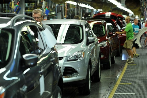 Ford adopts one manufacturing system to reduce for Plant city department of motor vehicles