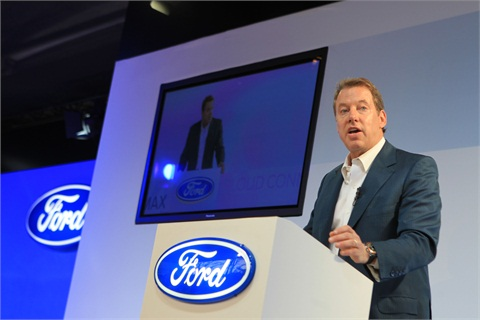 Bill Ford Keynote