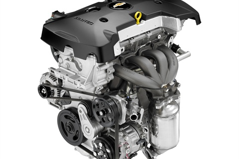 General Motors said it expects the 2.5L to deliver an estimated 190 horsepower (140 kW) and 180 lb.-ft. of torque (250 Nm).