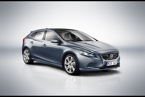 The Volvo V40 introduces safety innovations -- but won't be shipped to U.S.
