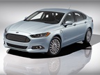 Ford Fusion Energi Earns Five-Star Safety Rating from NHTSA