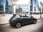 2013 Nissan Leaf Gets IIHS 'Top Safety Pick' Recognition